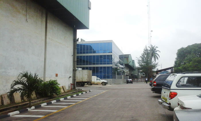 Somotex Office Complex and Warehouse, Lagos